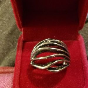 Premier Designs All the Rage ring size 11